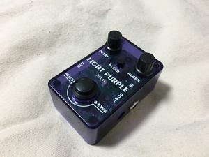 """SKS Audio""""Musiwewe Light Purple Delay"""" - 【○八】マルハチBlog"""