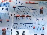 今日1日を気分よく過ごす - たなかきょおこ-旅する絵描きの絵日記/Kyoko Tanaka Illustrated Diary