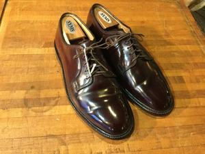 Cordovan Leather Shoes - REAL MONKEY 仙台 ~ Vintage & Antiques ~古着屋
