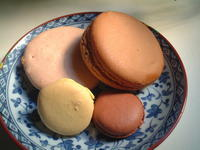 【マカロン】マカロンLA MAISON DU CHOCOLAT - フランス美食村