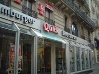 【ファーストフード】クイックQUICK(サンミッシェル界隈)PARIS - フランス美食村