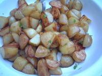 ■RE島のジャガイモのソテー - フランス美食村