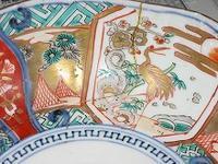 ■金継ぎ:割れた金襴手なます皿の修理(その2) - 陶芸ブログ・さるのやきもの