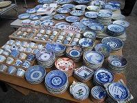 ■調神社(浦和)骨董市 - 陶芸ブログ・さるのやきもの