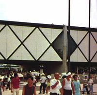 【大阪万博】1970年3月18日(水)コロンビアナショナルデー - 大阪万博EXPO70/50年前の今日は