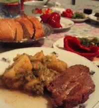 ふうぅぅぅ・・・    *レシピ・ルーマニアのSpecialサラダ・Salata biof - ルーマニアへ行こう! Let's go to Romania !