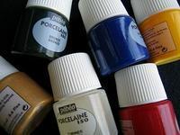 ■陶芸(材料):家庭で使える上絵の具 - 陶芸ブログ・さるのやきもの