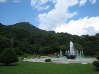 函館公園の噴水 - 函館望郷ブログ Life is a Journey!