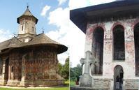 勝利のしるし・世界遺産~モルドヴィッツァ修道院~ - ルーマニアへ行こう! Let's go to Romania !