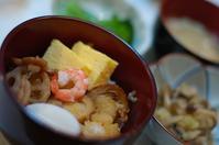 夕ご飯/ホタテの釜飯風 - おいしい日記