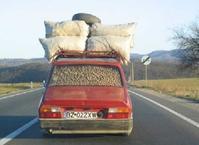 驚き!?・・・ルーマニアでは普通だけど:) - ルーマニアへ行こう! Let's go to Romania !