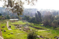 アテネの町探訪1(ギリシア報告) - てるてる教団伝言板