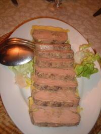 ■手作りフォアグラとパテ - フランス美食村