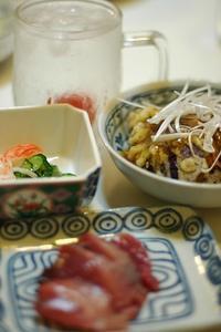 夕ご飯/茄子のはさみ揚げ - おいしい日記