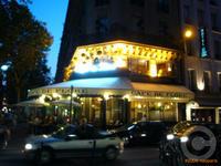 ■サンジェルマンのキャフェで - フランス美食村