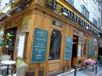 ■サンミッシェル界隈(パリ)のキャフェレストランLE SAINT SEVRIN - フランス美食村