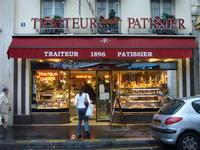 ■不思議な街角のパン屋(サンプラシッド界隈パリPARIS) - フランス美食村