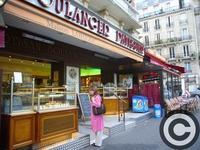■街角のパン屋(パリ5区75005) - フランス美食村