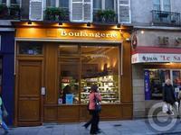【サンルイ島】街角のパン屋(サンルイ島、PARIS) - フランス美食村