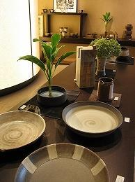 ■師匠の陶展へ - 陶芸ブログ・さるのやきもの