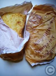 ■やっと食べたクローク・ムッシュ(パリ) - フランス美食村