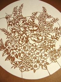 伊勢型紙講座(第4回) - meili tender handicraft