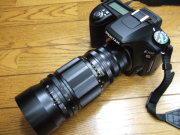 KOMURA 200mmF3.5 - ichibey日々の記録