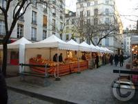 ■マレー界隈のマルシェ(PARIS) - フランス美食村