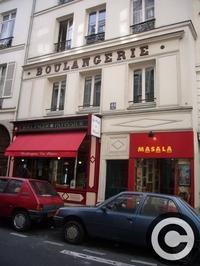 ■街角のパン屋(PARIS) - フランス美食村