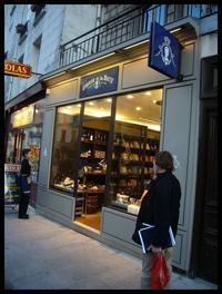■街角のブティック(パリ) - フランス美食村