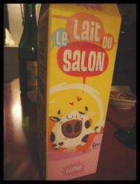 ■牛乳LAIT(PARIS) - フランス美食村