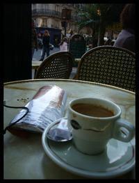 ■街角のキャフェLE PARIS ST GERMAIN(PARIS) - フランス美食村