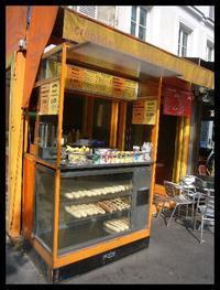■街角のサンドイッチ(パリ) - フランス美食村