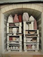 ■陶芸てんこ盛りの一日・その1桃山陶三昧!「志野と織部」 - 陶芸ブログ・さるのやきもの