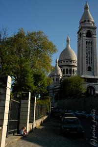 RUE DE LA BONNE - いつものパリ
