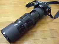 SONNAR 300mmF4 - ichibey日々の記録