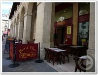 ■NICOLAS(ワインバー) - フランス美食村