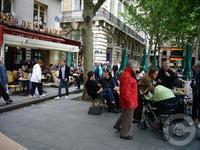 ■街角のキャフェ(サンスルピス) - フランス美食村