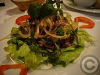 ■Au Coin des Gourmets(インドシナ半島料理店) - フランス美食村