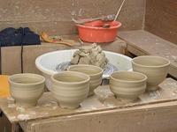 ■陶芸(作陶): もぐさ土にチャレンジ!むむむっ! - 陶芸ブログ・さるのやきもの