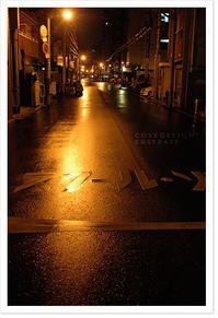 雨上がりの帰り道〜その2〜Nikon D70 - COSYDESIGN*COSYDAYS