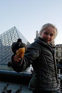 MUSÉE DU LOUVRE 11 - いつものパリ