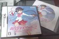 『高円寺女子サッカー2』を出来心で買う→ハマる(駄) - Column・DE・Co・llage(こらむでこらーじゅ)