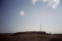 砂浜にて2 - 店長のガラクタ部屋