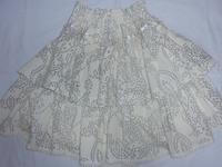 1.フリルふりふりのスカート(2008.04.07) - ★キラキラ手作り子供服