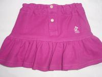 21.ミッキーのスカート(2008.05.25) - ★キラキラ手作り子供服