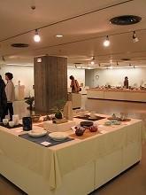 ■陶芸教室作品展の様子 - 陶芸ブログ・さるのやきもの