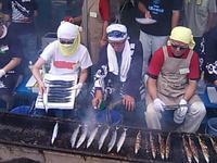 目黒のSUN祭り! - あるiBook G4ユーザによるブログ