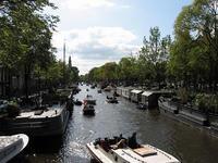 アムステルダムで育つ