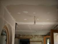 洗面所の天井、その後… - フランス存在日記